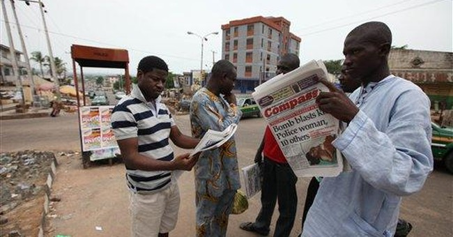 Nigeria counts ballots and progress after vote