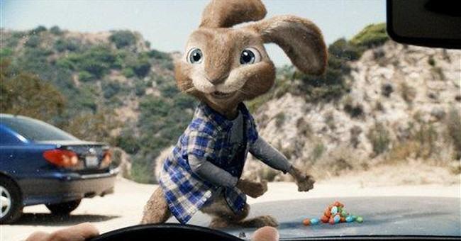 Brand doubles up as 'Hop,' 'Arthur' lead weekend