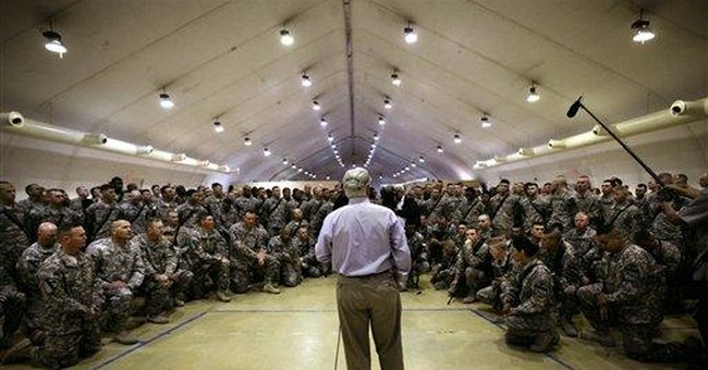 Pentagon's second thoughts on Iraq withdrawal