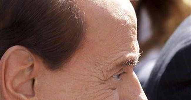 Italy lawmakers OK bill that spares Berlusconi