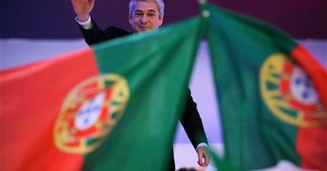 Political fights could unravel Portugal's bailout