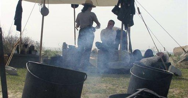 Fort Sumter: Somber 150th anniversary of Civil War