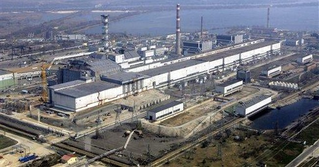 Chernobyl tours offered 25 years after blast