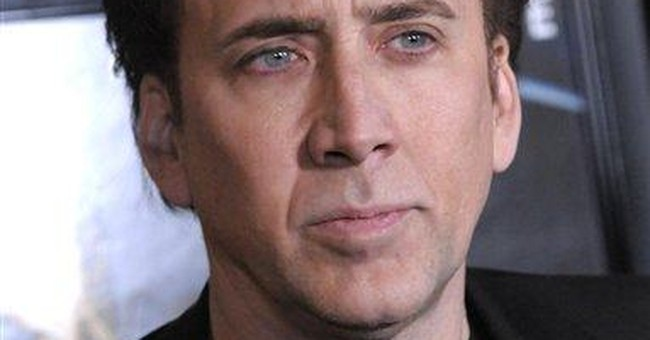 Police: Rare comic taken from Nic Cage resurfaces