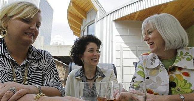 'Bourbon Women': Whiskey isn't just a man's drink