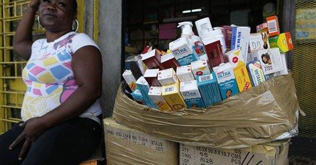 Skin bleaching a growing problem in Jamaica slums