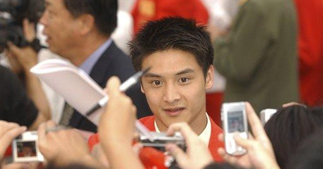 Olympian-turned-actor Tian dives into film romance