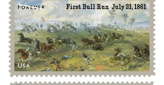 New stamps mark start of Civil War