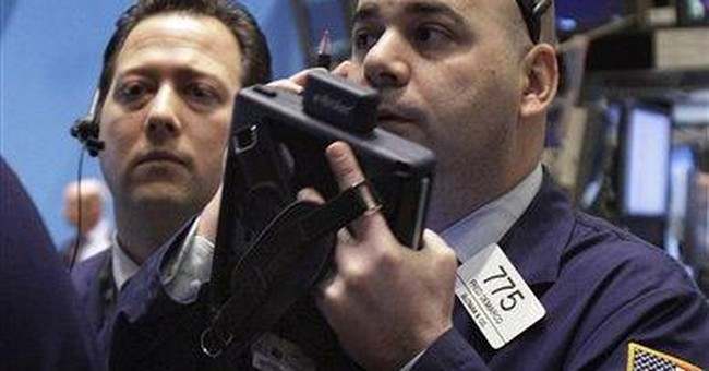Stocks fall after Japan raises crisis level