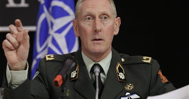 NATO general: 'We're doing a great job' in Libya