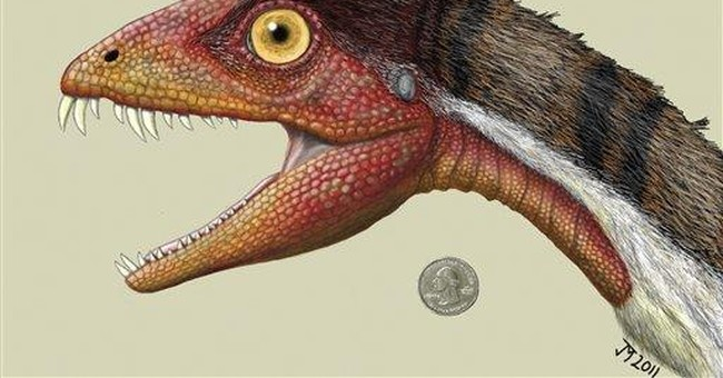 Sharp-toothed fossil links old and new dinosaurs