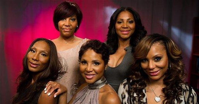 On or off-camera, the Braxton sisters are real
