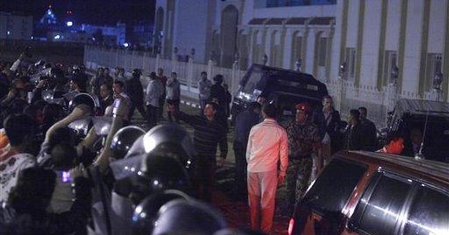 Mubarak's detention spurs Egyptian stock market