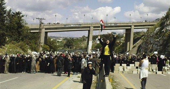 Syrian president orders release of protesters