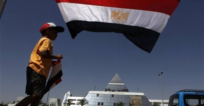 Egypt army reconsiders cases of jailed protesters