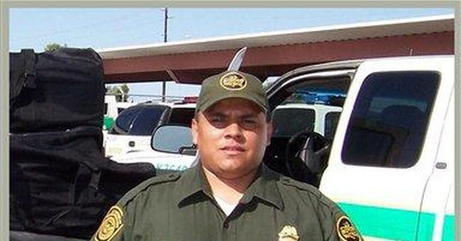 Mexican man convicted in Border Patrol agent death