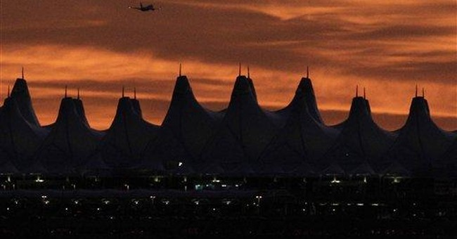 Airline mechanics say they saw Denver airport rape