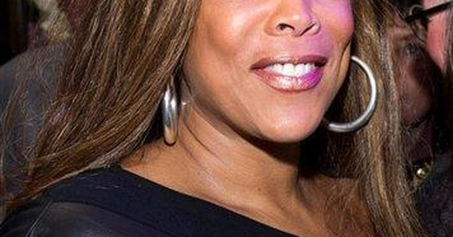 Wendy Williams: I used to be in a love triangle