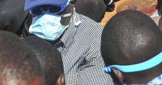 Uganda police shoot politician in hand at protest