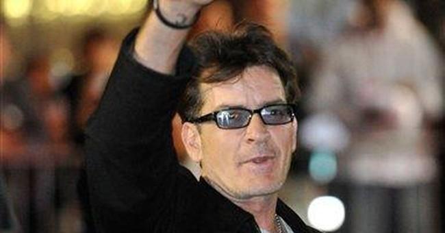 Canada warns Sheen not to smoke onstage