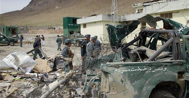 Suicide bomber kills prominent Afghan police chief