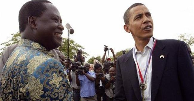 Kenya's tribal 'O' factor: Obama, Ocampo, Odinga