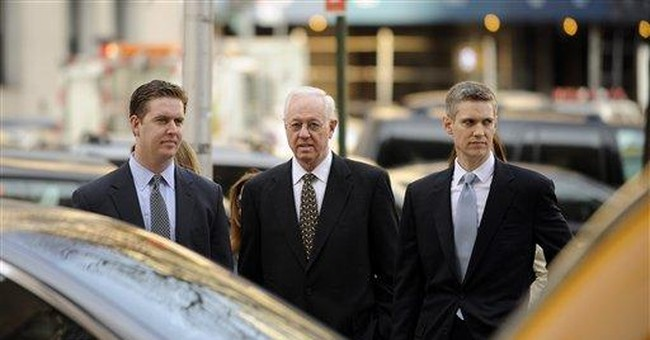 Ex-NY comptroller Hevesi gets 1-4 years in prison