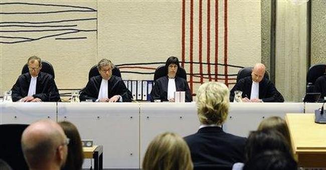 Dutch anti-Islam politician wants new trial judges