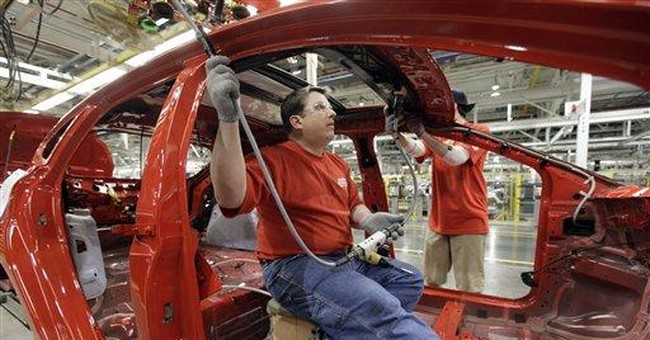 Factories boost output for 9th straight month