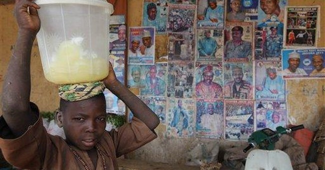 Muslim vote powerful in Nigerian presidential poll