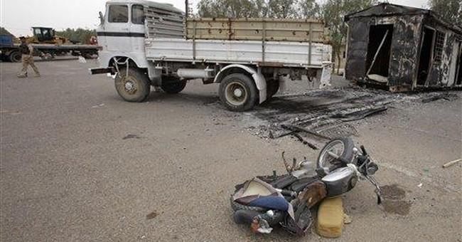 UN rights chief urges probe into Iraq camp deaths