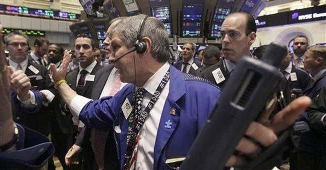 Manufacturing, inflation news sends stocks higher