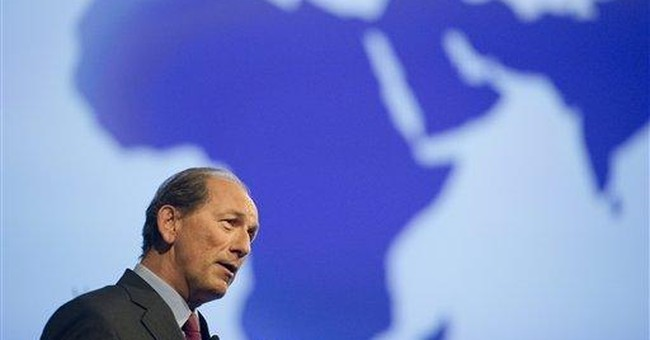 Nestle says sales down but growth up 6.4 percent