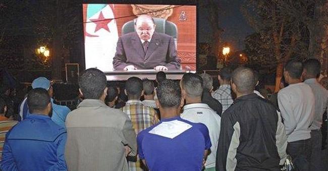 Militants kill 13 soldiers east of Algiers