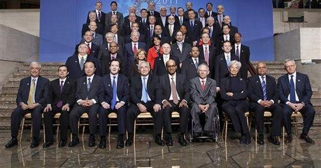 IMF pledges new efforts against economic threats