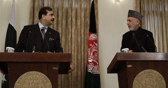 Pakistan says it firmly backs Taliban peace talks