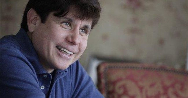Blagojevich says he's never considered a plea deal