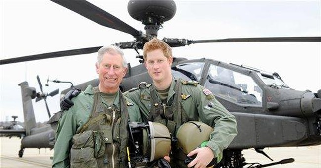 UK's Prince Harry promoted to captain in army