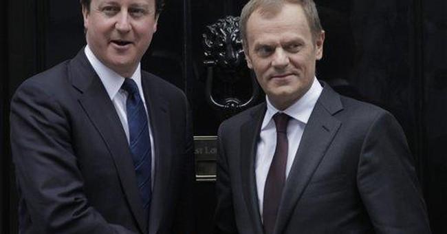 British PM Cameron won't wear tails to wedding