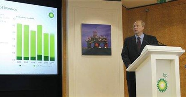 AP Enterprise: BP is looking strong a year later