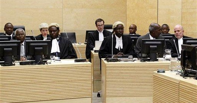 International judge rules against lawyers' wigs