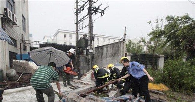 18 killed, scores injured in southern China storms