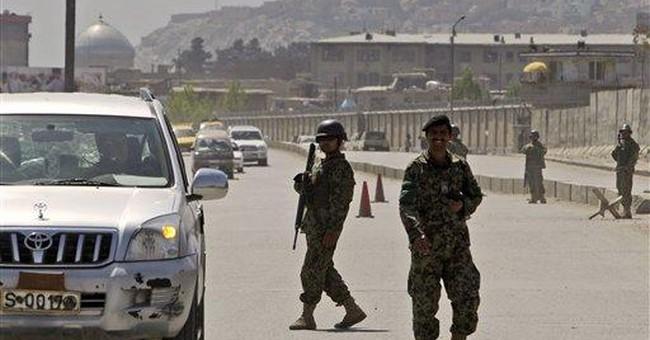 Taliban militant kills 2 inside Defense Ministry