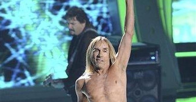 AP Interview: Iggy Pop honors fallen Stooge