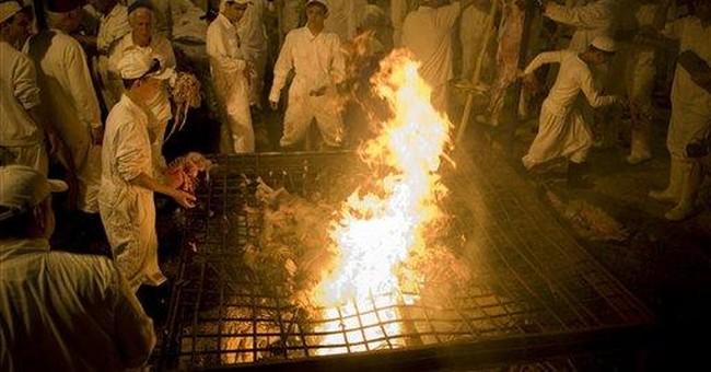 Israel prepares for Passover festival