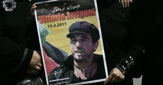Hamas reveals names of suspects in Italian's death