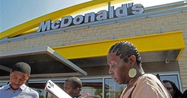 McDonald's hiring day draws crowds, high hopes
