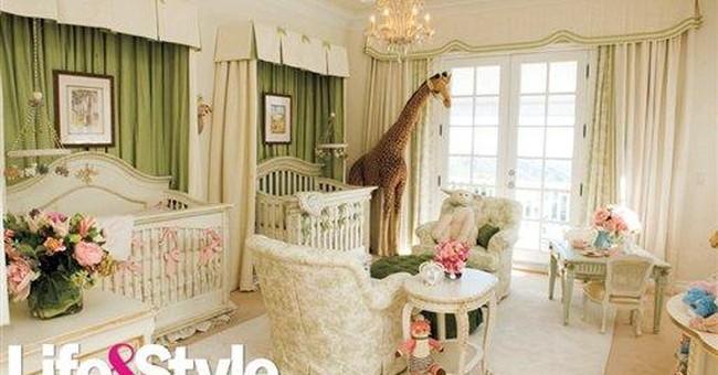 Mariah Carey talks twins, shares nursery pictures