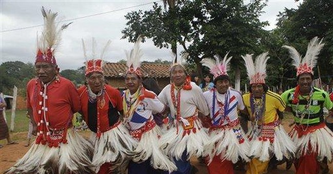 Paraguay: Last Maka Indian chief has no male heir