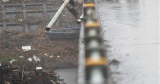 Japan nuke plant starts pumping radioactive water